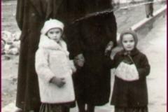 Muharem Ahić sa porodicom