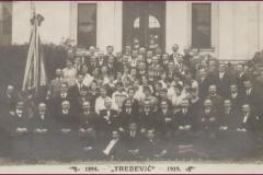 "Društvo ""Trebević"" 1919."