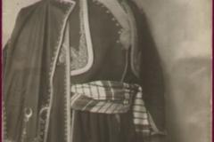 Muslimanska muška gradska nošnja iz Osmanskog perioda