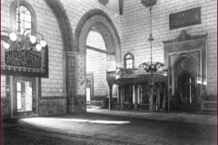 Unutrašnjost Begove džamije